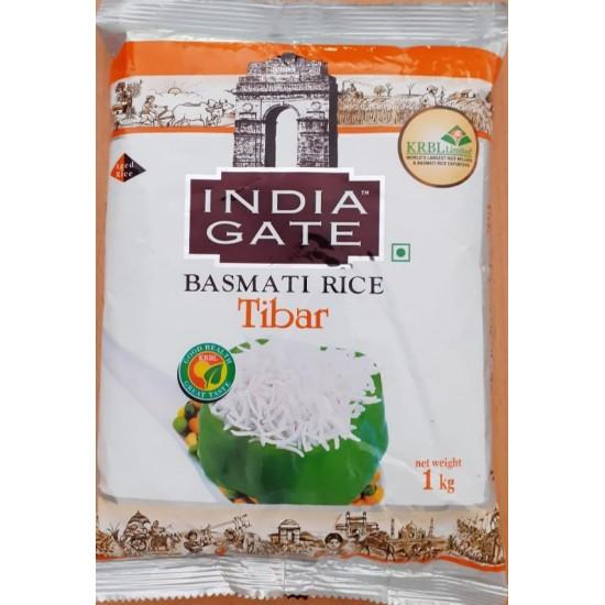 India gate Tibar Basmathi Rice 1Kg