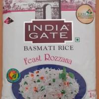 Indiagate Rozzana Basmathi Rice 1Kg