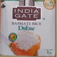 Indiagate Dubar Basmathi Rice 1Kg