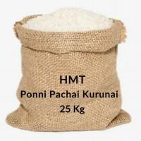 HMT Ponni Pachai Kurunai 25Kg