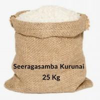 Seeragasamba kurunai 25kg