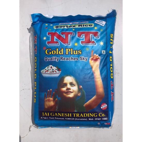 NT Gold Plus Ponni Rice 25Kg