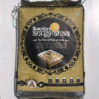 Ashirwad Anugrahaa Ponni Raw Rice 25kg BLACK