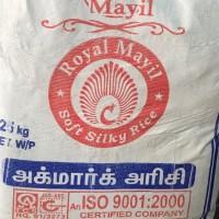 Royal Mayil Seeragasamba Briyani Rice 25Kg