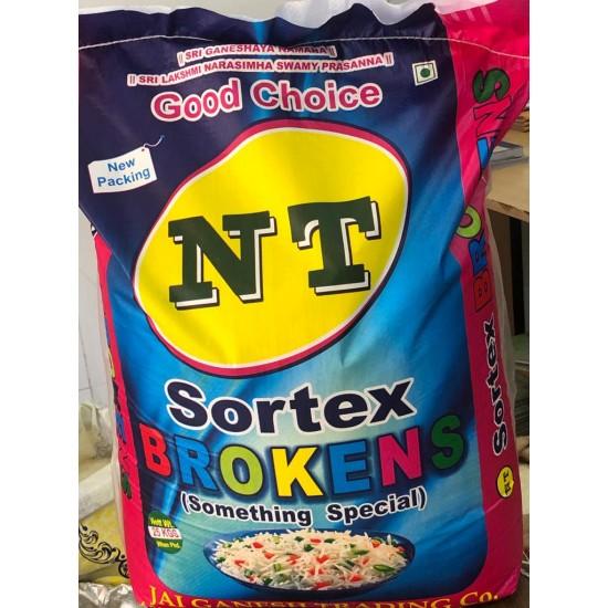 NT Broken Rice 25Kg