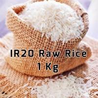 IR20 Raw Rice 1 Kg