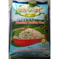 Bosstech Sona steam Broken Rice 25kg