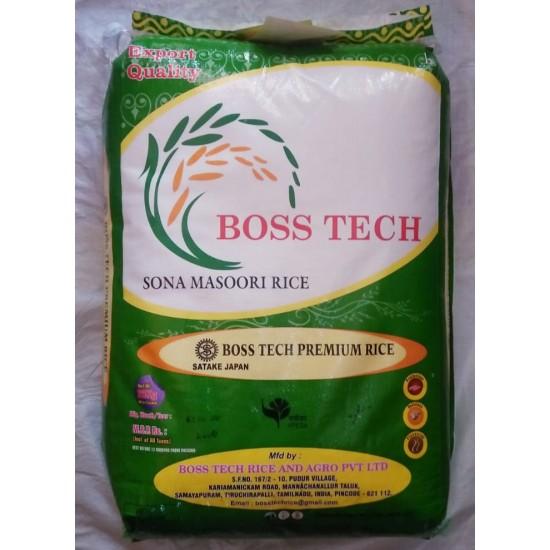 Bosstech Sona Steam Rice 25kg