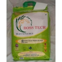Bosstech Sona Steam Rice 10kg