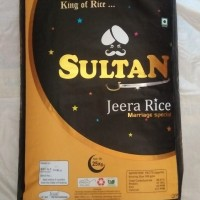 Sultan Jeera Rice 25kg